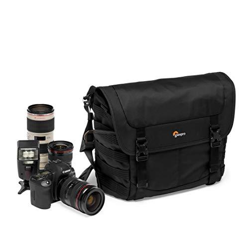 Lowepro ProTactic MG 160 AW II Umhängetasche für spiegellose/DSLR, QuickShelf Fachteiler für Foto- und persönliche Ausrüstung, z. B. für Sony Apha9, LP37266-PWW