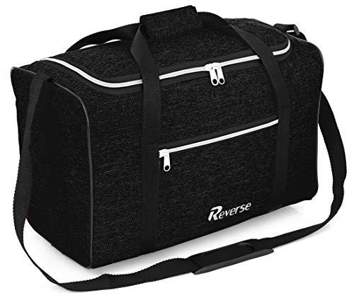 Ryanair Handgepäck 40x20x25 Cabin Bag Free Handbag Suitcase Luggage Tasche (Black)