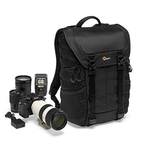 Lowepro ProTactic BP 300 AW II Fotorucksack für spiegellose/DSLR, QuickShelf Fachteiler, für Foto- und persönliche Ausrüstung, z. B. für Sony Apha9, LP37265-PWW