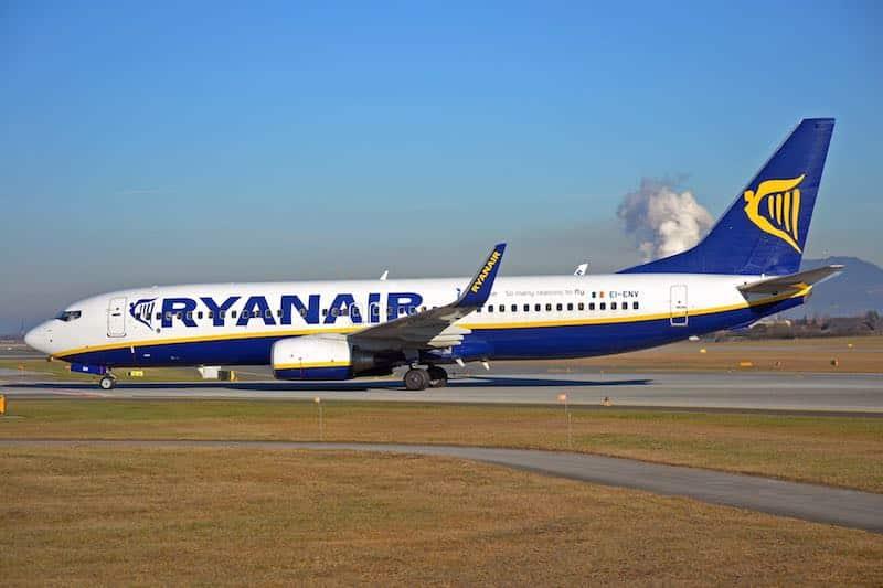 Ryanair Gepäckbestimmungen