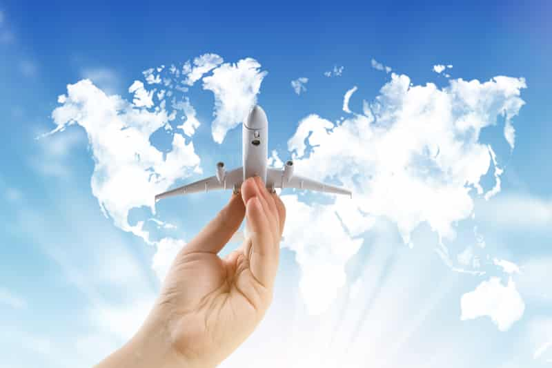 Beste Fluggesellschaft auswählen