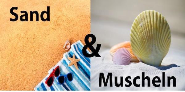 Sand & Muscheln