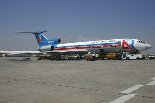 Ural Airlines Aufgabegepäck