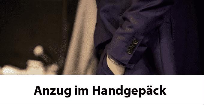 Anzug-im-Handgepäck