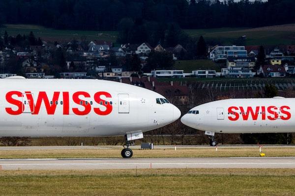 Wie trete ich mit der SWISS in Kontakt?