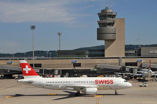Swiss Airbus 320