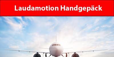 Laudamotion-Handgepäck