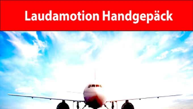 Laudamotion Handgepäck