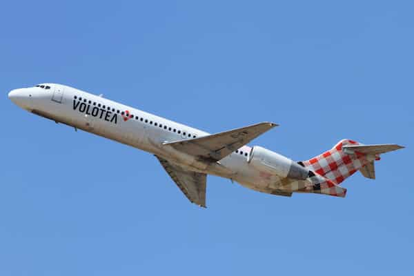 Volotea Boeing 717