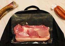 Fleisch im Handgepäck