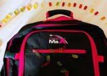 Gummibärchen im Handgepäck
