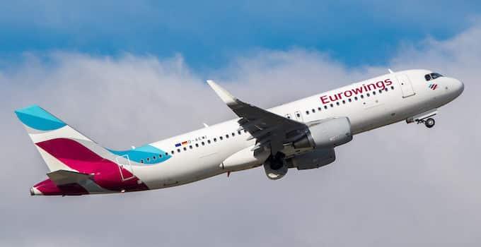 Eurowings Handgepäckbestimmungen