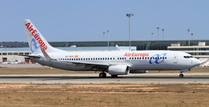 Air Europa Handgepäckbestimmungen