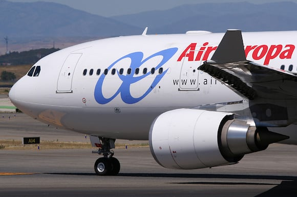 Mit Air Europa Kontakt aufnehmen