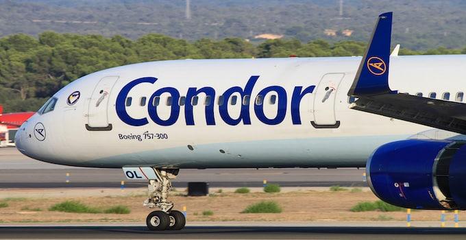 Handgepäckbestimmungen Condor