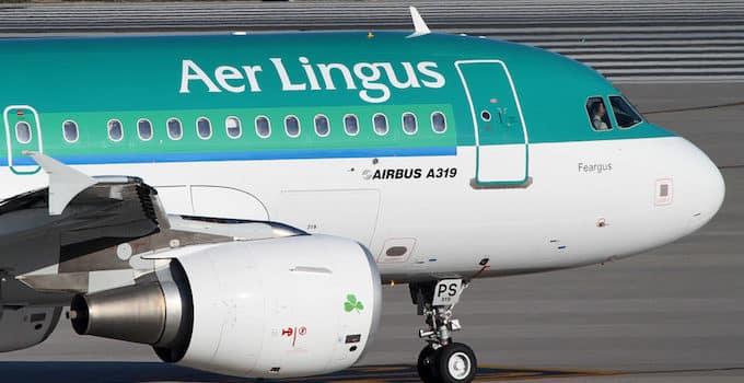 Aer Lingus Handgepäck