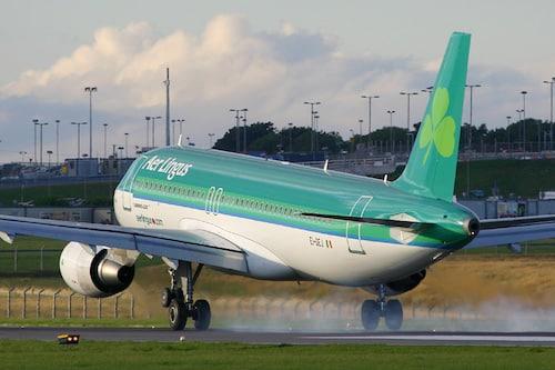 Aer Lingus Kontakt