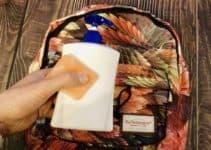 Seife im Handgepäck