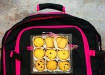 Kekse im Handgepäck