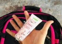 Handcrème im Handgepäck
