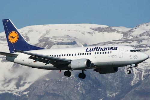 Mit Lufthansa Kontakt aufnehmen