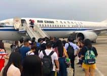 Air China Handgepäck 2019