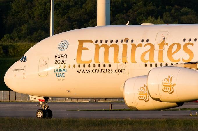 Emirates Handgepäckbestimmungen