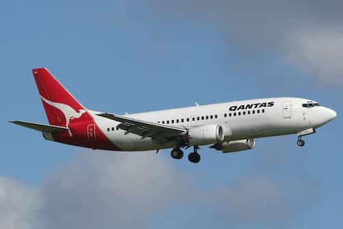 Qantas Kontakt