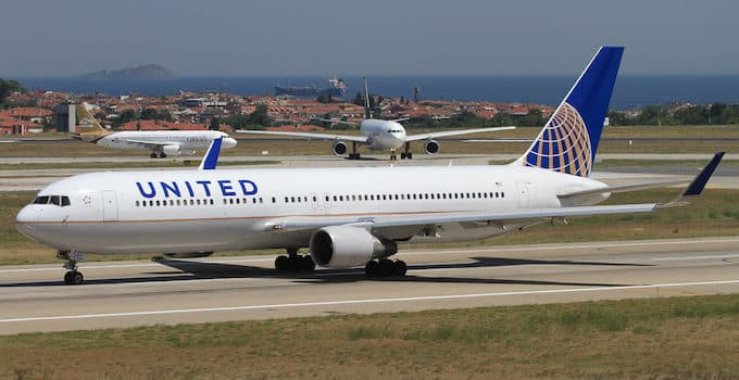 United Airlines Handgepäck