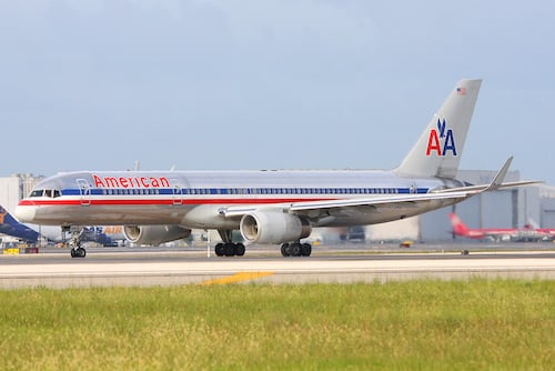 American Airlines Kontakt