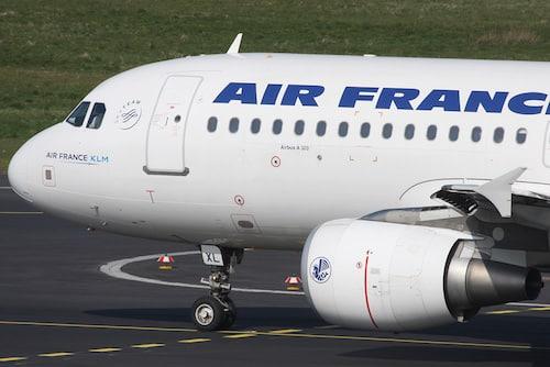 Air France Kontakt