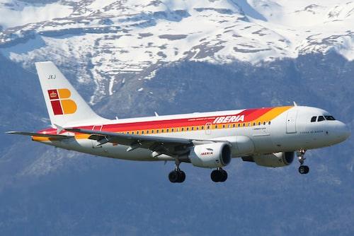 Iberia Handgepäck 2019