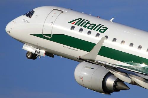 Alitalia Kontakt