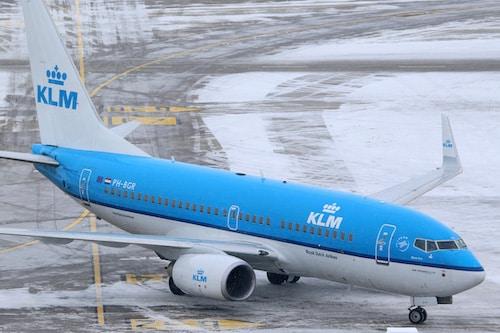 KLM Kontakt