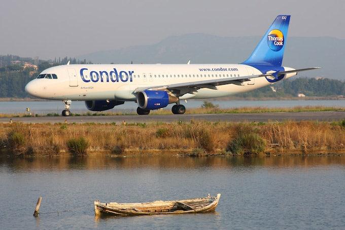 Wie streng ist Condor beim Handgepäck?