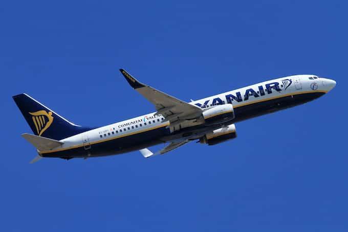 Ryanair Sitzplatzreservierung ab wann möglich?