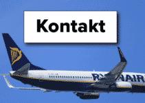 Mit Ryanair Kontakt aufnehmen