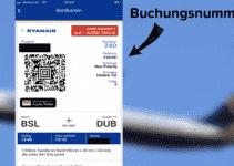 Ryanair Buchungsnummer Update Two
