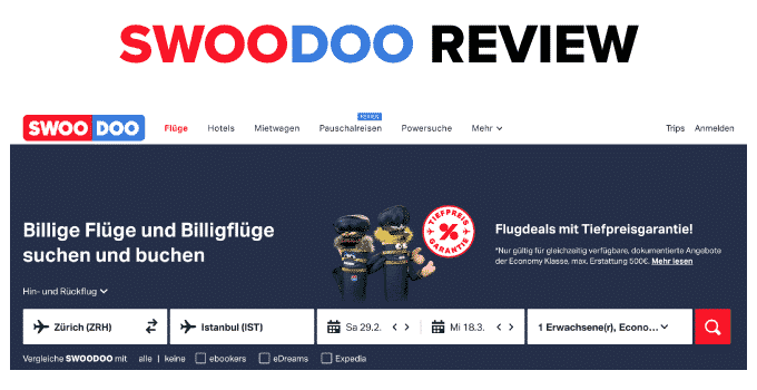 Swoodoo Review
