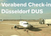 Vorabend-Check-in-Düsseldorf-DUS
